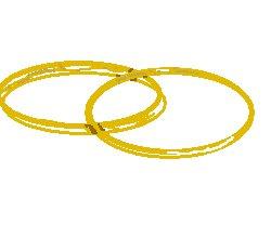 Gold, rings, ear rings