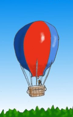 UP, Heights, air balloon