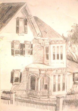 house, historical, Randolph, MA